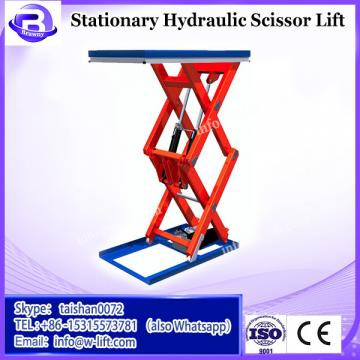 Easy maintaining scissor mechanism platform lift using in